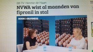 Interview Hennie de Haan - Boerenbusiness