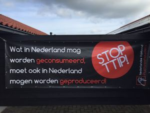 Kom ook naar de STOP TTIP actie in Den Haag
