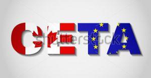 Boeren komen in actie tegen CETA