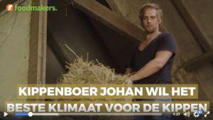 Trots op de sector: Johan Leenders