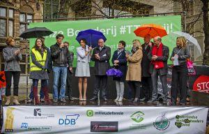 Houd de boerderij TTIP-vrij; 22 oktober demonstratie in Amsterdam