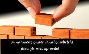 Ammoniakbeleid in Nederland faalt